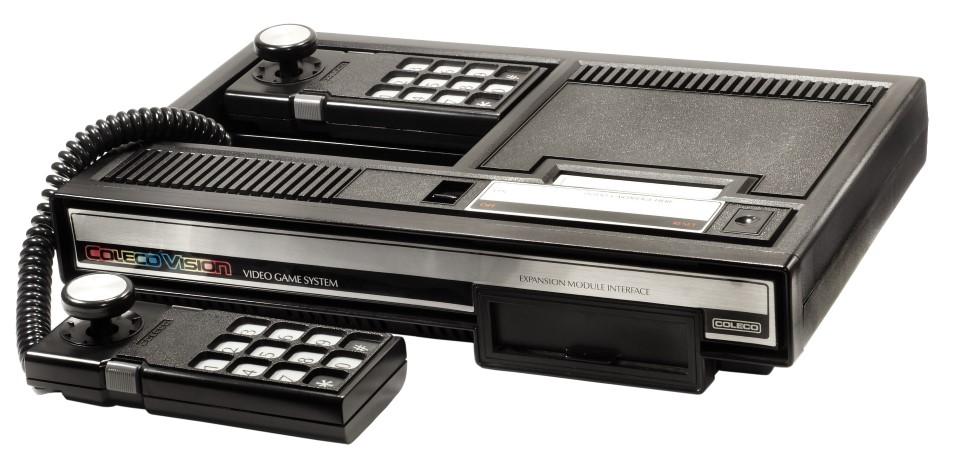 Coleco-ColecoVision
