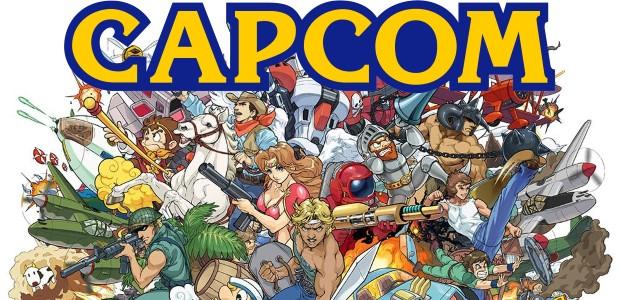 Headpic - Capcom-Arcade