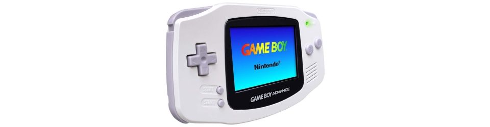 Nintendo-Gameboy-Advance