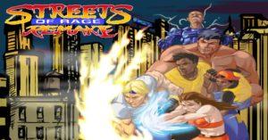 חובה לשחק: Streets of Rage Remake