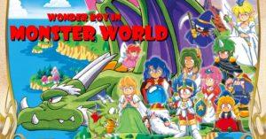 עולם המפלצות – הרפתקאותיו של ילד הפלא