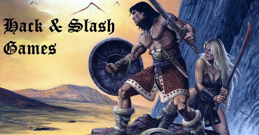 משחקי ארקייד Hack & Slash הטובים ביותר