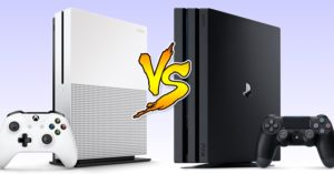 Read more about the article XBox One S נגד PS4 Pro