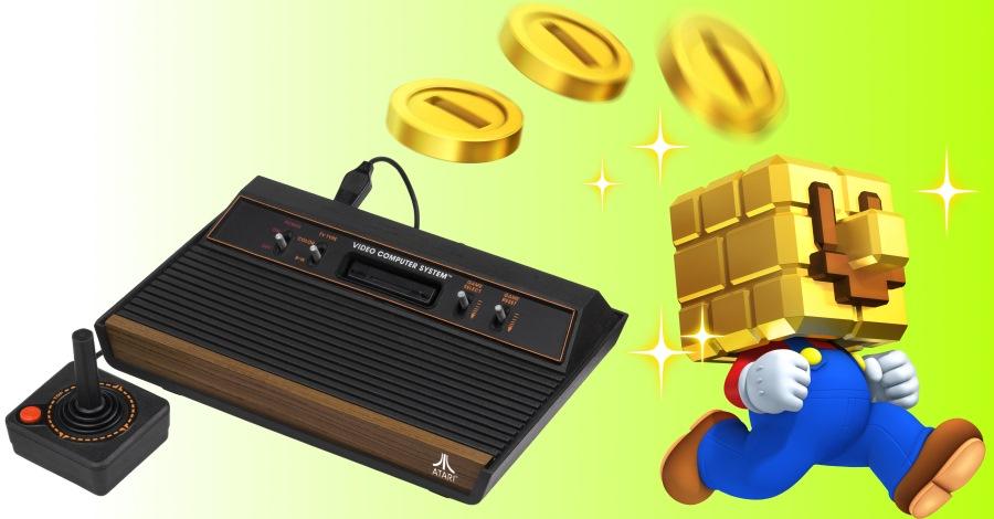 המשחקים הנדירים והיקרים ביותר – אטארי 2600