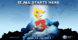 Read more about the article E3 2017 – לקראת התערוכה וקצת עלי