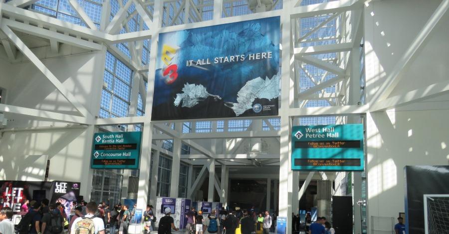 E3 2017 – רצפת התערוכה