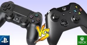 XBox One X נגד PS4 Pro