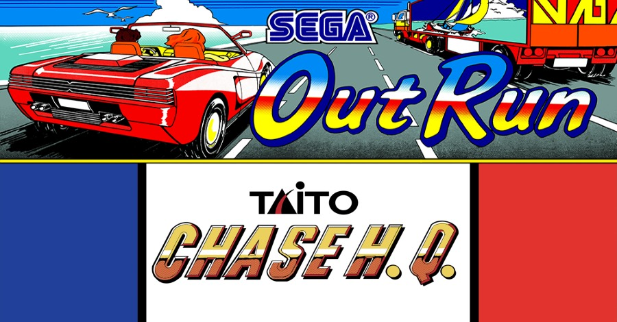 משחקי סופר סקיילר – Out Run נגד Chase HQ