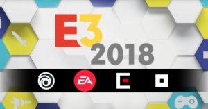 E3 2018 – קרב המפתחות הגדולות