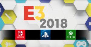 Read more about the article E3 2018 – אקסבוקס נגד פלייסטיישן נגד סוויץ
