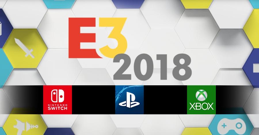E3 2018 – אקסבוקס נגד פלייסטיישן נגד סוויץ