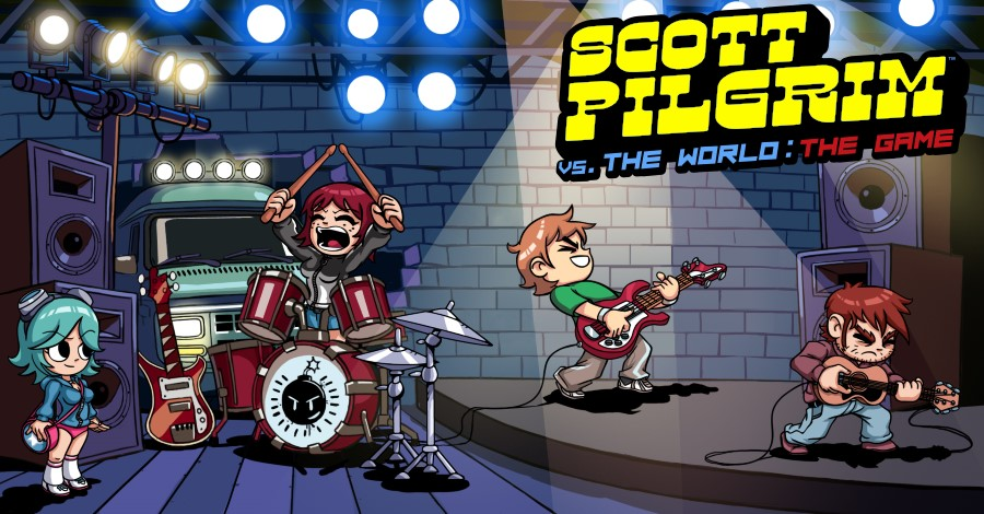 חובה לשחק: Scott Pilgrim The Game