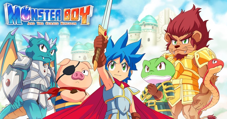 Read more about the article חובה לשחק: Monster Boy