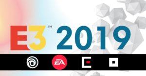 E3 2019 – המפתחות הגדולות