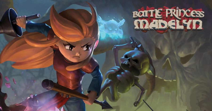 קצר – Battle Princess Madelyn