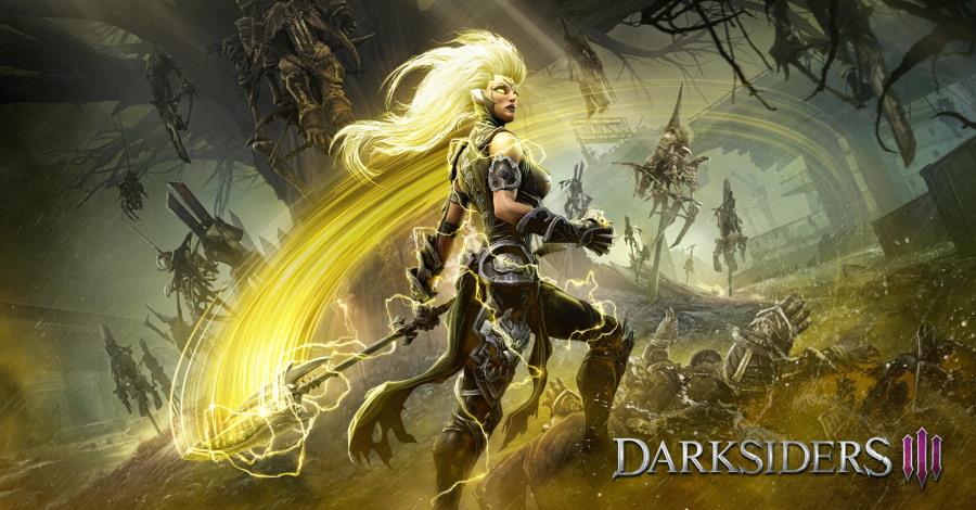 חובה לשחק: Darksiders III