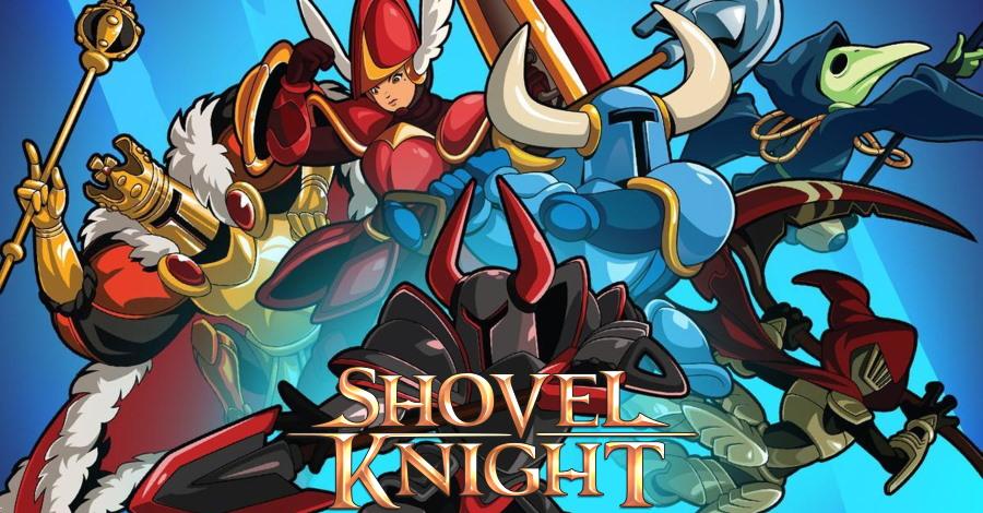 משחק האינדי של העשור – Shovel Knight