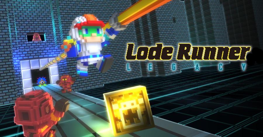 קצר – Lode Runner Legacy