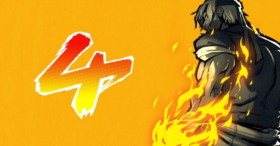 חובה לשחק: Streets of Rage 4