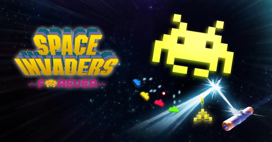 קצר – Space Invaders Forever